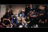 Def Jam crew by Annie Leibovitz
