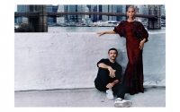 Riccardo Tisci of Givenchy For Vogue magazine Sept. Issue